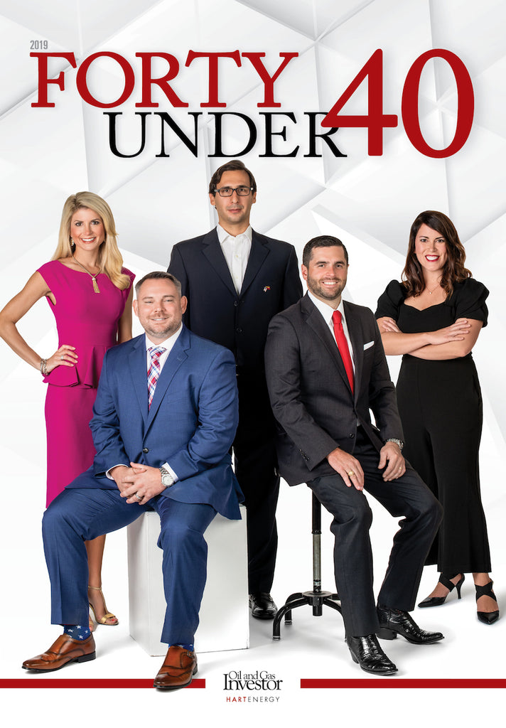 2019 Forty Under 40