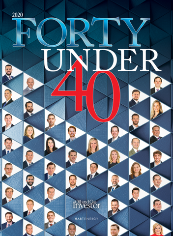 2020 Forty Under 40