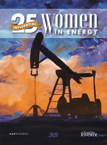 Women in energy, oil and gas professionals