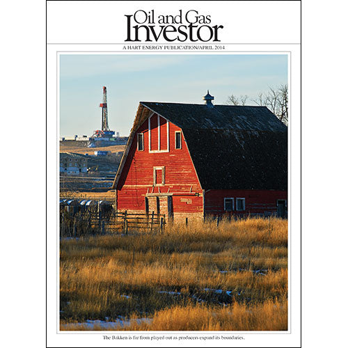 Oil and Gas Investor Magazine | April 2014 | Volume 34 | Issue 04