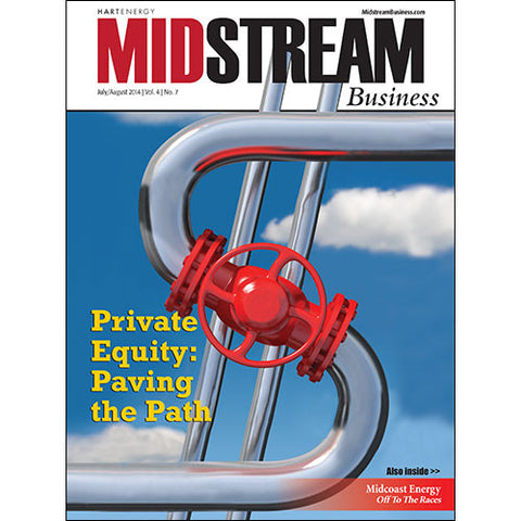Midstream Business Magazine | July/August 2014 | Volume 4 | Issue 07