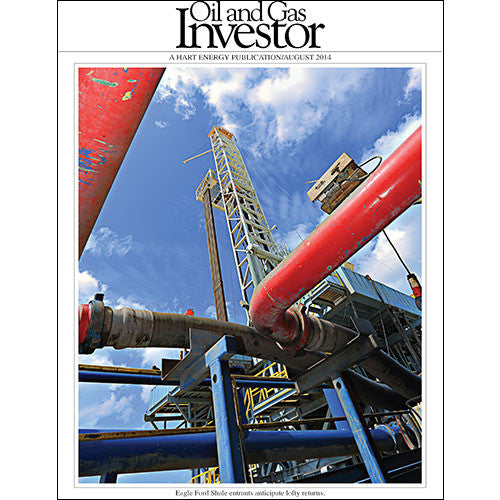 Oil and Gas Investor Magazine | August 2014 | Volume 34 | Issue 08