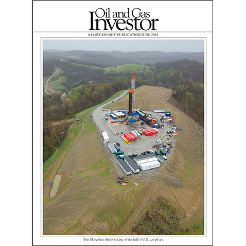 Oil and Gas Investor Magazine | June 2014 | Volume 34 | Issue 06
