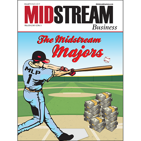 Midstream Business Magazine | May 2014 | Volume 4 | Issue 5