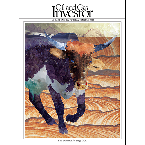 Oil and Gas Investor Magazine | July 2014 | Volume 34 | Issue 7