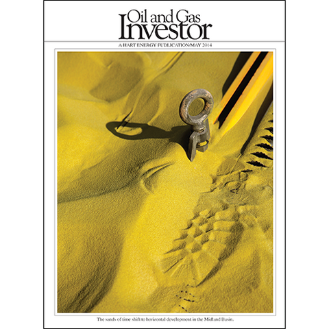 Oil and Gas Investor Magazine | May 2014 | Volume 34 | Issue 05