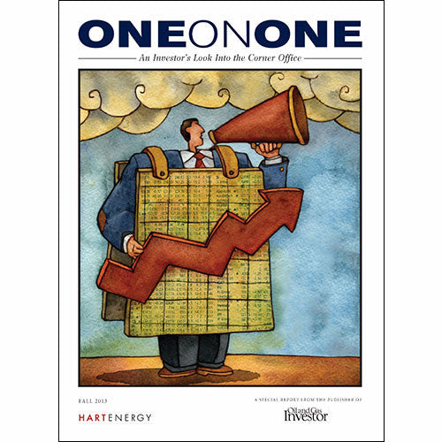 One On One - An Investor's Look Into the Corner Office