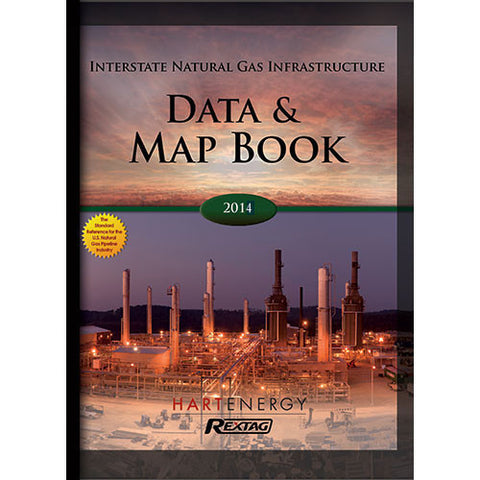 2014 Natural Gas Infrastructure Data and Map Book