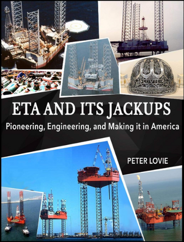 Offshore oil and gas expert Peter Lovie, ETA and Its Jackups