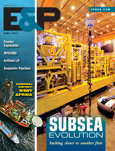 E&P Magazine | April 2015 | Volume 88 | Issue 04