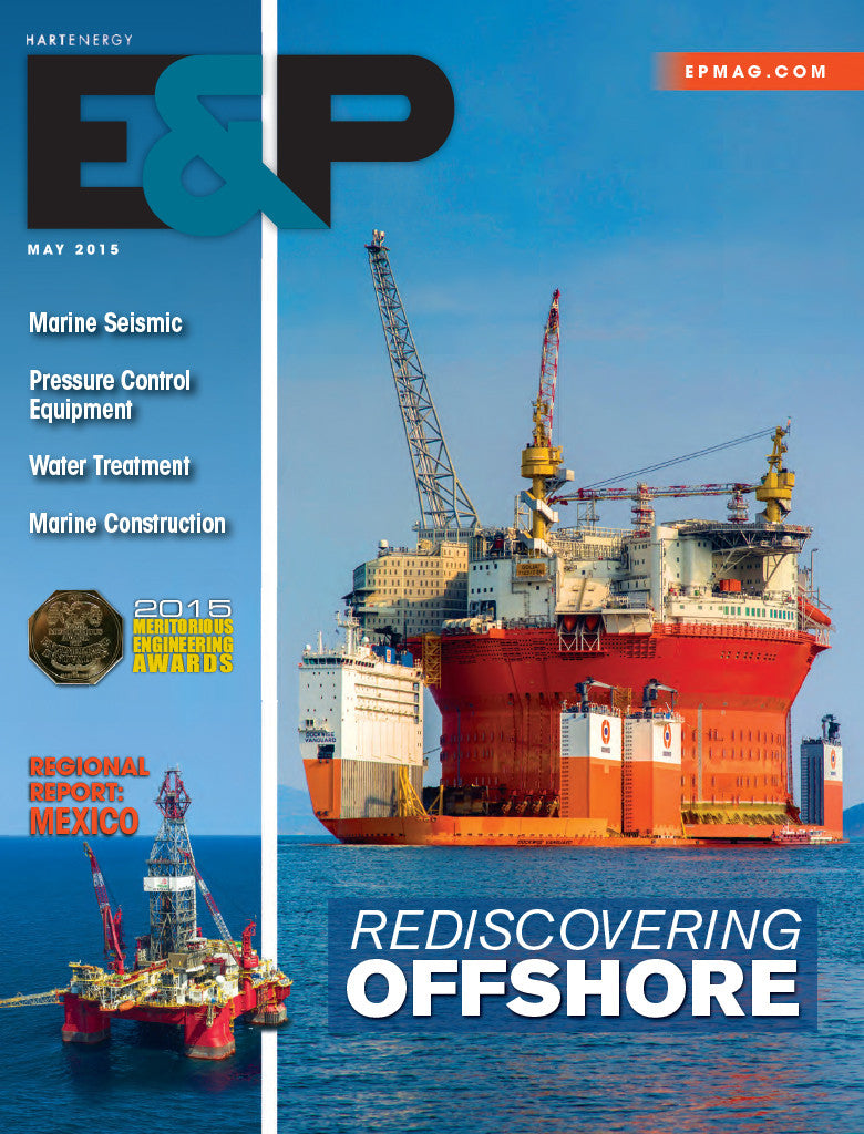 E&P Magazine | May 2015 | Volume 88 | Issue 05