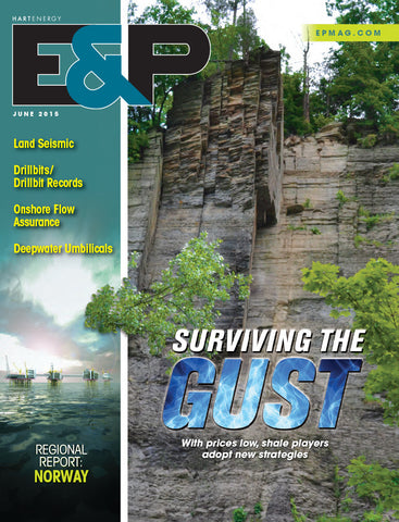 E&P Magazine | June 2015 | Volume 88 | Issue 06
