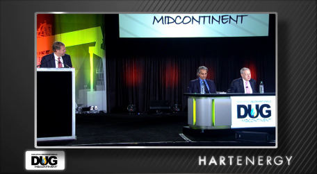 DUG Midcontinent Video - Economics Panel: Price, Production