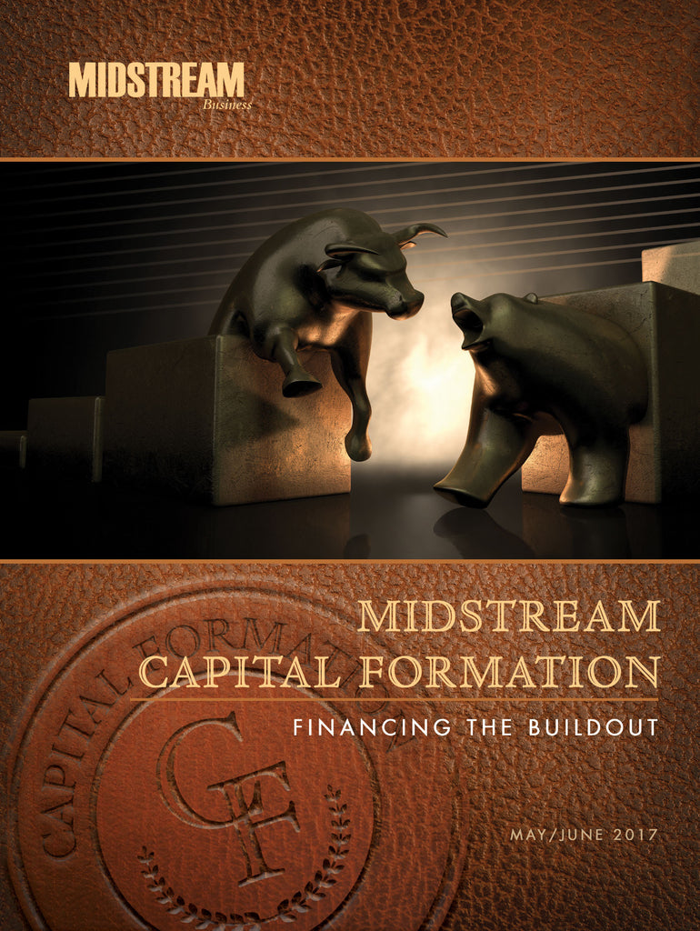 Midstream Capital Formation Financing the Buildout