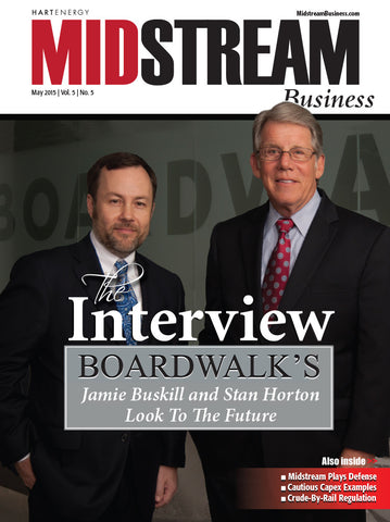 Midstream Business Magazine | May 2015 | Volume 5 | Issue 05