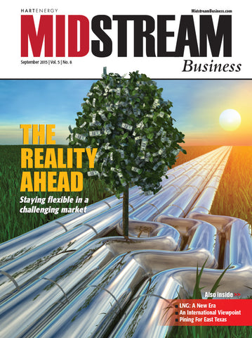Midstream Business Magazine | Volume 5 | Issue 08 | 2015
