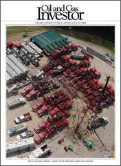 Oil and Gas Investor August 2009 Cover Story: The Marcellus Shale