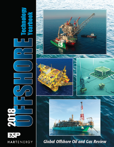 E&P oil and gas offshore technology yearbook