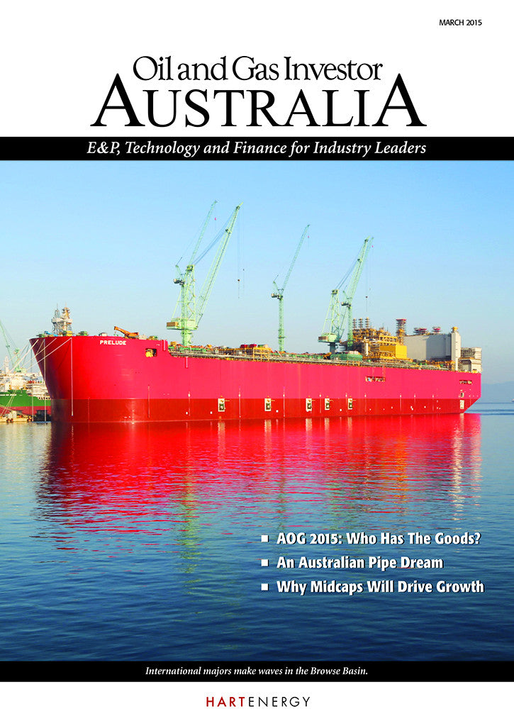Oil and Gas Investor Australia Magazine | March 2015 | Volume 2 | Issue 02