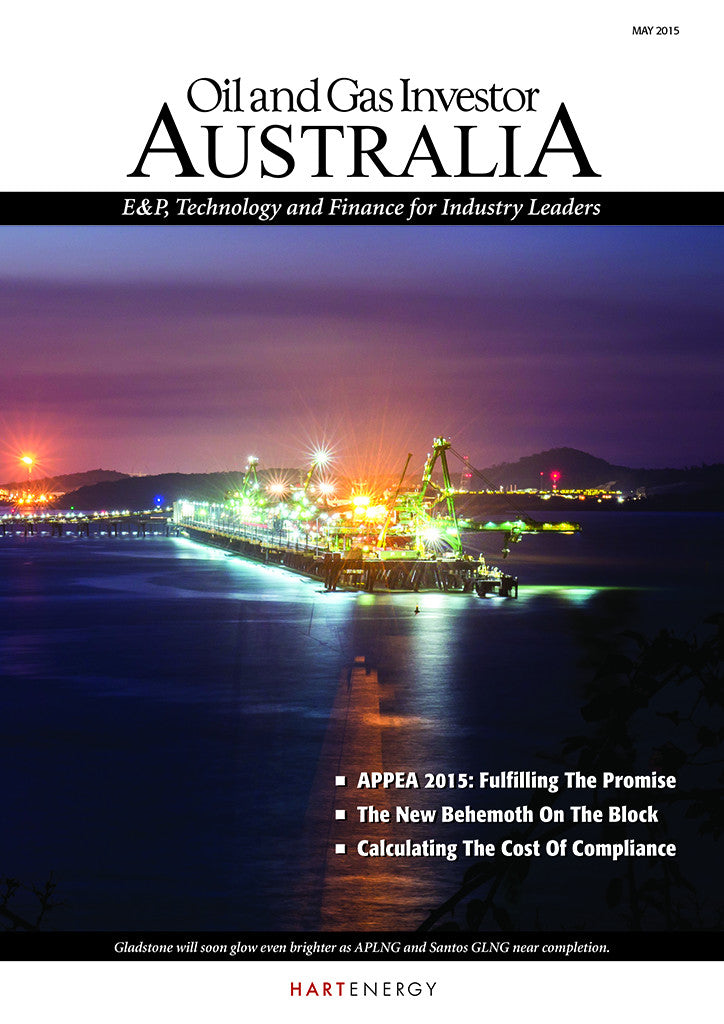Oil and Gas Investor Australia Magazine | May 2015 | Volume 2 | Issue 03