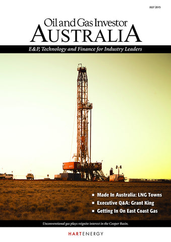 Oil and Gas Investor Australia Magazine | July 2015 | Volume 2 | Issue 04