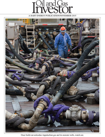Oil and Gas Investor Magazine | November 2015 | Volume 35 | Issue 11