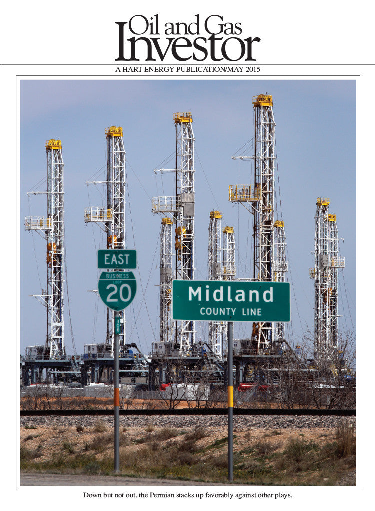 Oil and Gas Investor Magazine | May 2015 | Volume 35 | Issue 05