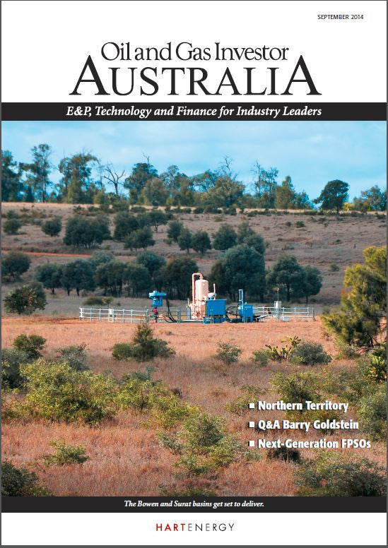 Oil and Gas Investor Australia Magazine | September 2014 | Volume 1 | Issue 03