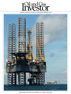 Oil and Gas Investor Magazine | December 2014 | Volume 34 | Issue 12