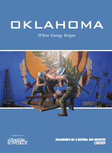 Oklahoma: Where Energy Reigns (hardbound)