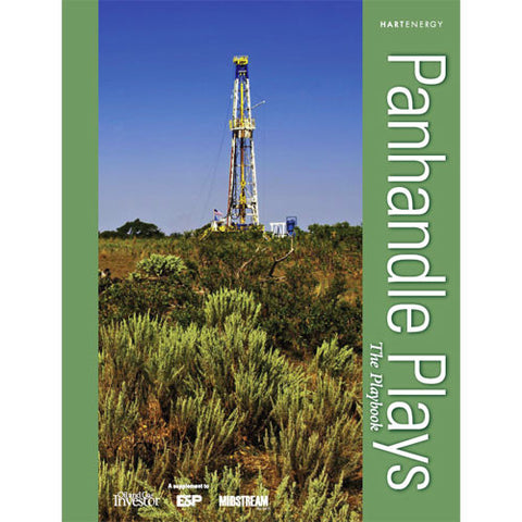 The Panhandle Plays Shale Playbook with Map