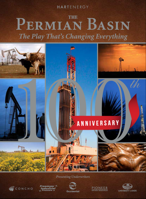 Permian Basin 100th Anniversary Collector's Edition