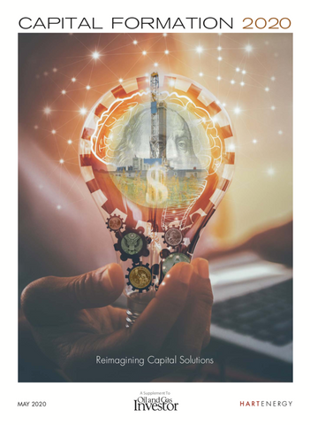 2020 Capital Formation: Reimagining Capital Solutions