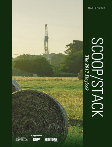 E&P oil and gas scoop stack playbook