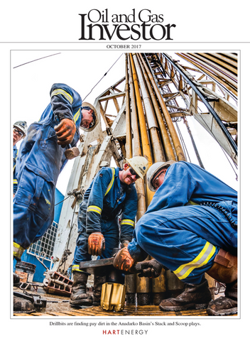 Oil and Gas Investor - Print Magazine