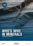 Oil and gas minerals sector directory