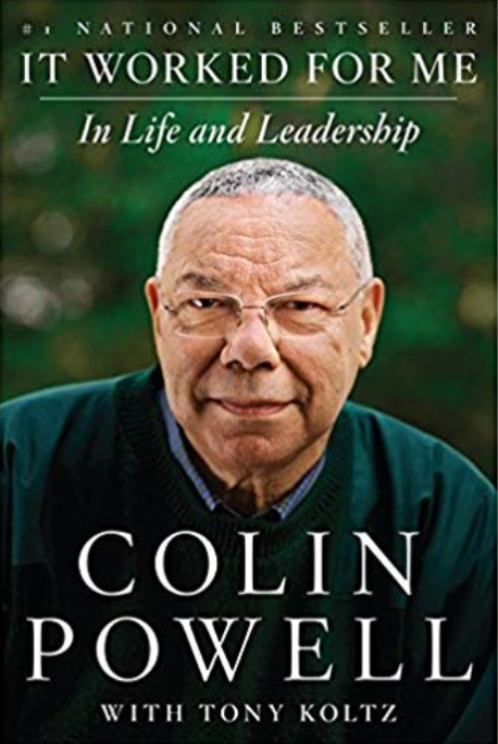 Colin Powell political autobiography
