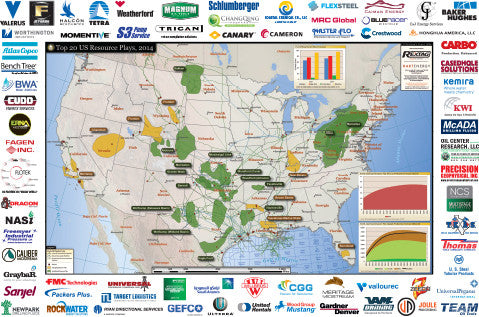 Eagle Ford Shale Play Maps Key Activities Hart Energy Store