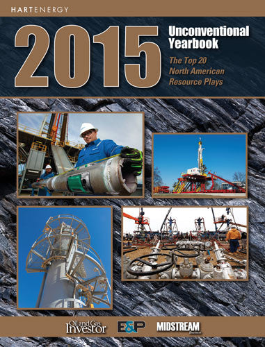 2015 Unconventional Yearbook - U.S. Resource Plays