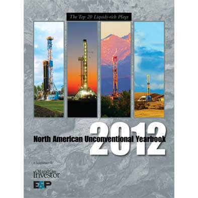 North American Unconventional Yearbook - 2012 Edition