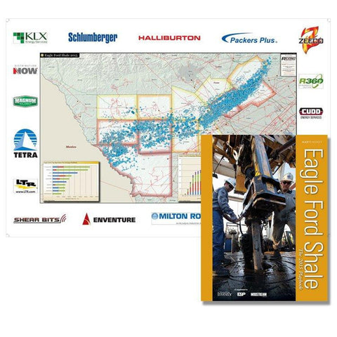 Eagle Ford Shale Playbook & Map Package