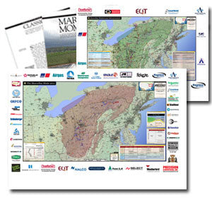 Marcellus Shale Map Package