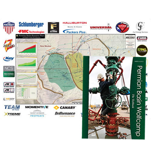 Permian Basin Techbook & Map Package
