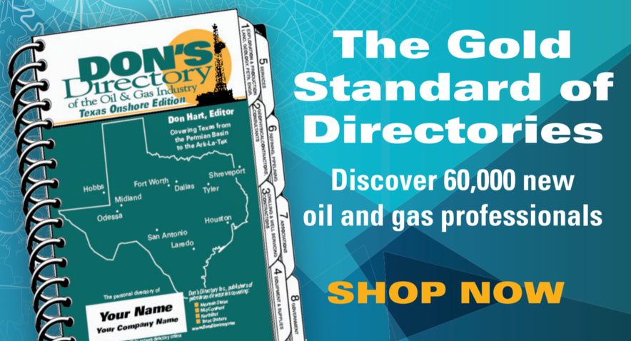 Permian Basin map, oil and gas map