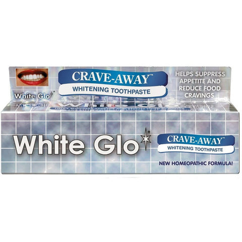WHITE GLO CRAVE AWAY ZOBU PASTA (150G/ 100ML) - Altamisi