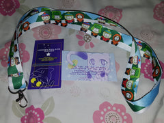 South Park Main Boys Lanyard