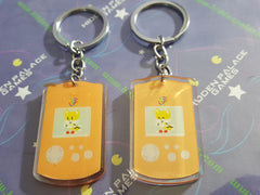 VMU Buddies - Sonic Tails Shadow Keychains - Discontinued