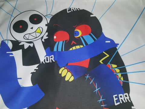 ErrorSans AskError Pillowcase