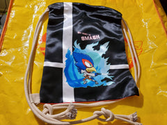 "17"" Falco Lombardi Drawstring Bag"