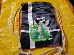 "17"" Palutena Drawstring Bag"